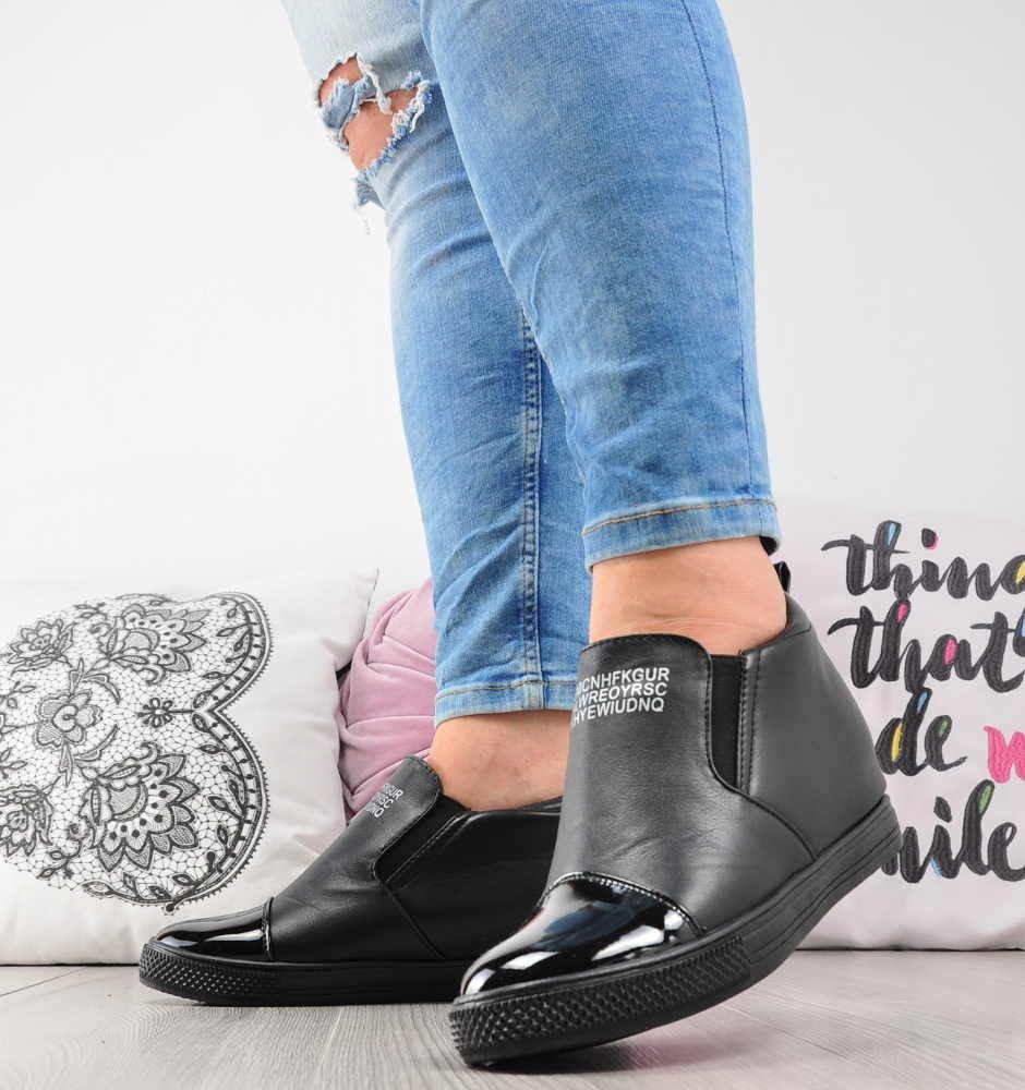 sneakersy damskie na koturnie